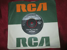 """The G-Clefs – I Understand (Just How You Feel)  London UK Vinyl 7"""" single 45"""