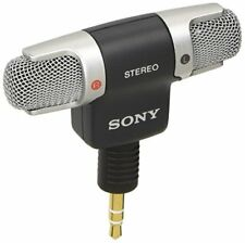 SONY ECM-DS70P [electric condenser microphone] genuine product