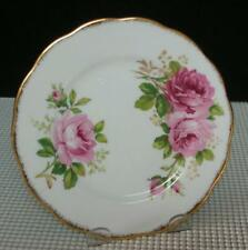 AMERICAN BEAUTY Royal Albert China BREAD & BUTTER SIDE PLATE (s) England Roses