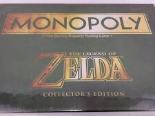 Monopoly The Legend of Zelda Collector's Edition - New Sealed