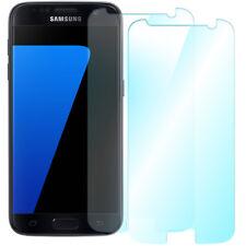 Samsung Galaxy S7 Glasfolie 2x Panzerglas Displayschutz Schutzglas Echt Glas 9H