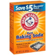 Arm and Hammer Pure Baking Soda 907g 2LB by Arm & Hammer (NEW)