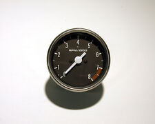 Replacement 4:1 Tachometer w/o mounting studs - for vintage Triumph motorcycles