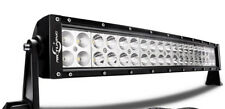 MICTUNING 22 Inch 120W Curved Cree LED Light Bar Combo Off Road Lights Lamping