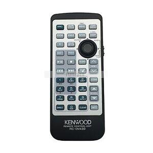 Kenwood RC-DV430 A70-2077-15 Remote Control For DDX6039 DDX6019 DDX6029