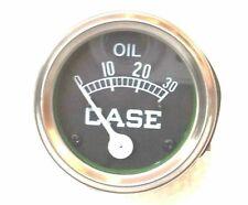 Oil Pressure Gauge For Case Tractors CAOI02 With Chrome Bezel (0-30) PSI