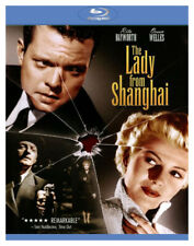 The Lady From Shanghai Blu-Ray - Orson Welles & Rita Hayworth Factory Sealed NEW