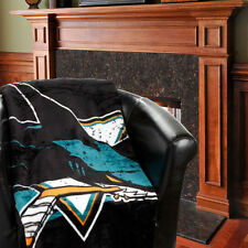 Blanket San Jose Sharks NHL Fan Apparel & Souvenirs