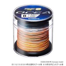 Shimano Ocea Ex8 PE Concept Model #1.0 20lb 600m