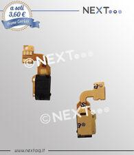 Flat flex connettore audio jack cuffie auricolare e microfono nokia lumia 520