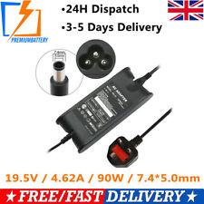 AC ADAPTER FOR DELL LATITUDE D600 D610 D620 D630 D800 D810 D820 D520 CHARGER 90W