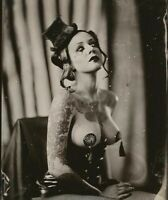 Antique Circus Freak Photo 927 Oddleys Strange & Bizarre