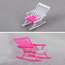 Pink Nursery Baby High Chair 1:6 Barbie Kelly Doll House Dollhouse Furniture;!