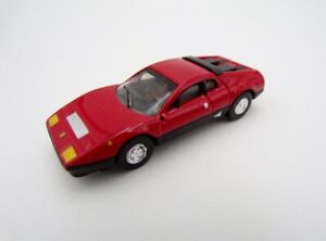 1/72 scale Dydo Japan FERRARI 512BB RED diecast car model Tomica