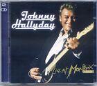 "JOHNNY HALLYDAY ""LIVE AT MONTREUX 1988"" LIVE EN CONCERT DOUBLE CD + RARE +"