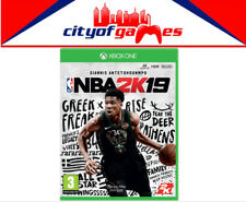 NBA 2K19 Xbox One Game Brand New In Stock