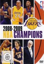 2009 NBA Champions los Angeles Lakers Baloncesto DVD Kobe Bryant