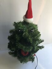 Douglas Fir The Talking Tree The Animated Talking Christmas Tree With Box Gemmy