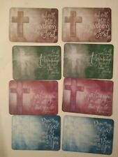 8 - 2021 Religious Wallet Calendars - Free Shipping in US