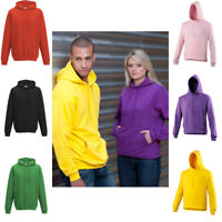 Plain AWDis Hoodies Various Colours Unisex JH001 Winter Sweatshirt Sweater