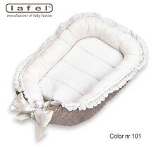 Baby Nestchen Cocoon, Babynest Cuddly Cocoon  Mit einer eleganten Guipure verzie