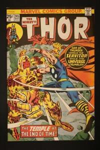 Thor #245 - NEAR MINT 9.6 NM - Marvel Comics