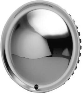 United Pacific BHC01-14 14 inch Chrome Full Moon Hubcaps. Set of 4