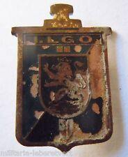 Insigne Miniature boutonnière GENDARMERIE 1° LGO ALLEMAGNE 1945 ORIGINAL 24 mm