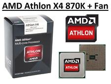 AMD Athlon X4 870K Quad Core ''Godavari'' 3.9-4.1 GHz, FM2+, 95W CPU Sealed Box