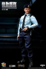 ZCWO PTU Tactical Unit Hong Kong Police Sergeant Sam 1/6 Figure