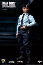 ZCWO PTU Tactical Unit Hong Kong Police Sergeant Sam 1/6 Figure