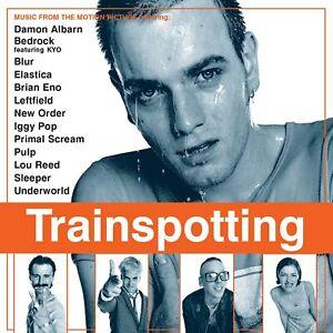 TRAINSPOTTING SOUNDTRACK DOUBLE VINYL ALBUM