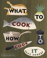 What to Cook and How to Cook it-ExLibrary