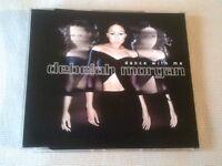 DEBELAH MORGAN - DANCE WITH ME - 5 MIX UK CD SINGLE