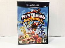 Power Rangers Dino Thunder Game For Nintendo GameCube