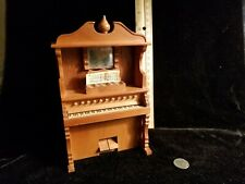 1:12 Dollhouse Miniature ~  Beautiful Sonia Messer Pump Organ ~ vintage