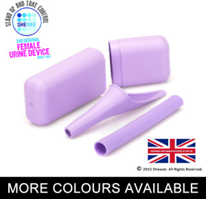 SHEWEE Extreme - Original Female Urination Device - Pee Funnel - Made in the UK