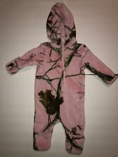 Browning Toddler Camo Buckmark Full Zip Hoodie BRI8500.979 Berry