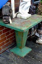 Table Console De Jardin D'appoint Art Déco Bistrot
