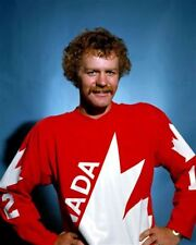 Lanny McDonald Team Canada 8x10 Photo