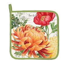Michel Design Works Cotton Kitchen Potholder Morning Blossoms - NEW