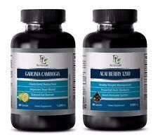Fat burner women weight loss - GARCINIA CAMBOGIA – ACAI BERRY COMBO - garcinia