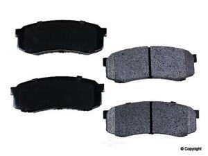 Disc Brake Pad Set Rear WD Express 520 06060 032