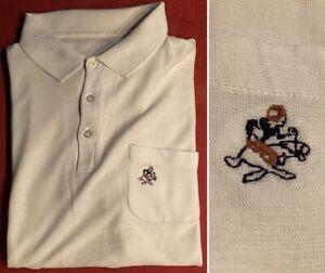 Vintage Dallas Cowboys COWBOY JOE soft white knit XXL short sleeve shirt, pocket