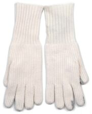 *NWOT* J.Crew Women's Ribbed Smartphone Gloves in Antique White - *SEE DETAILS*
