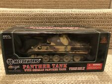 Ultimate Soldier/Motorworks 1:32 German Panther Tank, No. 99405