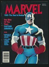 Marvel Year-In-Review 1990