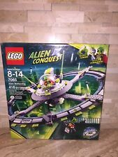 LEGO ALIEN CONQUEST LEGO SET 7065 ALIEN MOTHERSHIP
