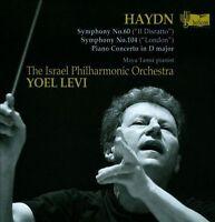 Haydn: Symphonies Nos. 60 & 104, Piano Concerto, New Music