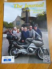 THE JOURNAL THE BMW CLUB MAGAZINE MAR 2015 NEAR MINT BIKE MOTORBIKE MOTORCYCLE